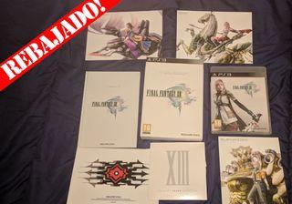 Final fantasy XIII PS3 - Edición Coleccionista
