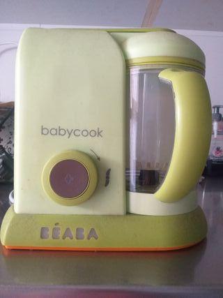 robot de cocina babycook de beaba