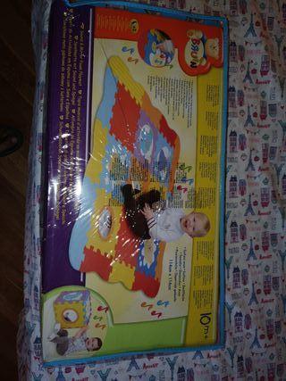 Suelo goma baldosas puzzle actividad Bebé