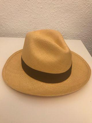 Sombrero Panamá ecuatoriano