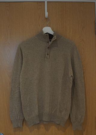 Iceland Cashmere V neck Sweater
