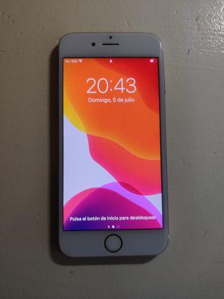 iPhone 6S Oro Rosa 64GB