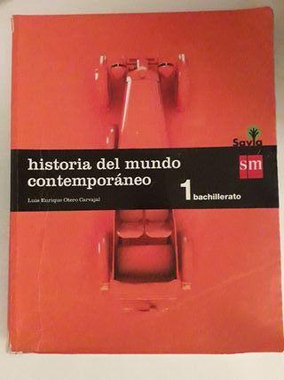 Libro de Historia 1°Bachillerato
