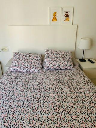 Pack cama completa 135×190 FACTORY Colchón + IKEA