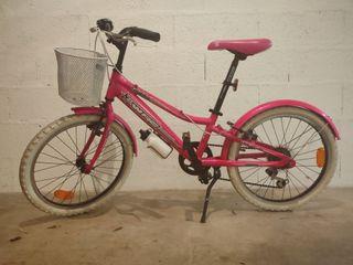 """bicicleta Conor Halebop 20"""""""