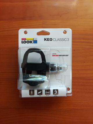 LOOK KEO CLASSIC 3 Pedales Automaticos ¡¡NUEVO!!