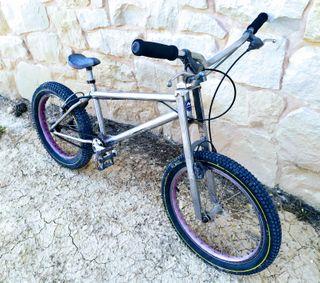 Monty Bike Trial 219 Bicicleta 1996 frenos magura
