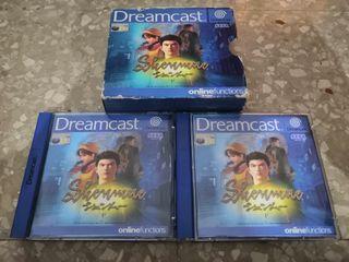 shenmue para dreamcast