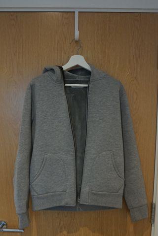 Sandro Full Zipped Hood Sweatshirt
