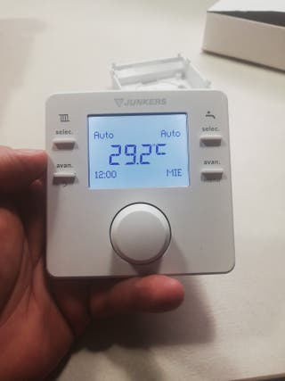 Termostato caldera Junkers