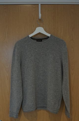 Massimo Dutti Mens Cashmere Sweater