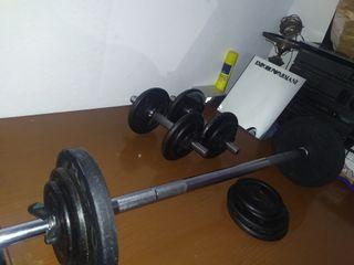 total de peso : 37 kg