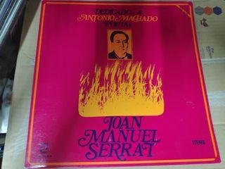 disco vinilo Joan Manuel Serrat