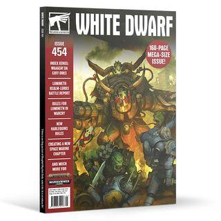WHITE DWARF 2020 #454