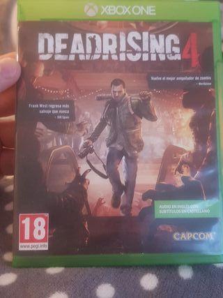 Deadrising 4 para Xbox One.