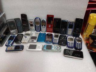 Nokian Sony Ericsson Siemens varios
