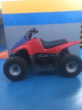 Vendo quad Dino 49cc 2 t con motor jog