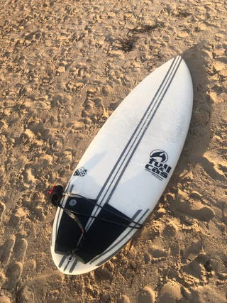 Tabla surf epoxy Full Cas 6,3 42 litros