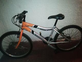 Bicicleta de niño unisex.