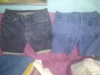 lote de pantalones cortos de hombre