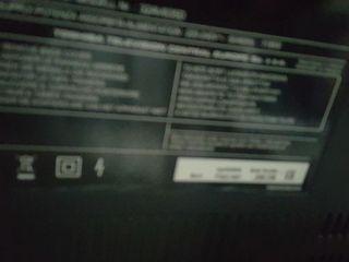 Toshiba 32 pulgadas.