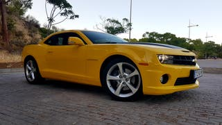 Chevrolet Camaro 6.2