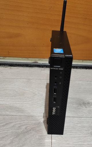 Mini pc seminuevo 8gb i5 4 gen ssd wifi