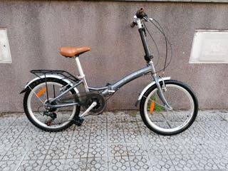 Bicicleta plegable Boomerang Urban