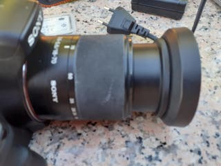 Camara Sony Alpha 200