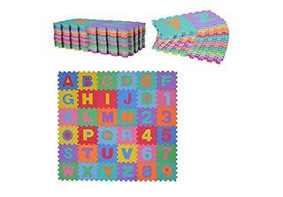 Puzzle suelo tapiz de goma para bebé