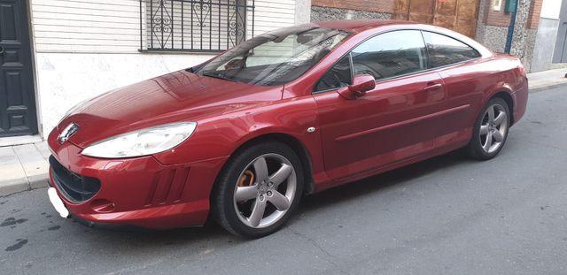 Peugeot 407 2008