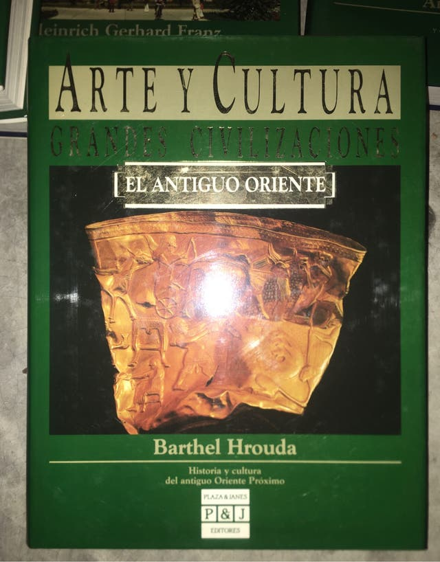 Arte y cultura grandes civilizaciones