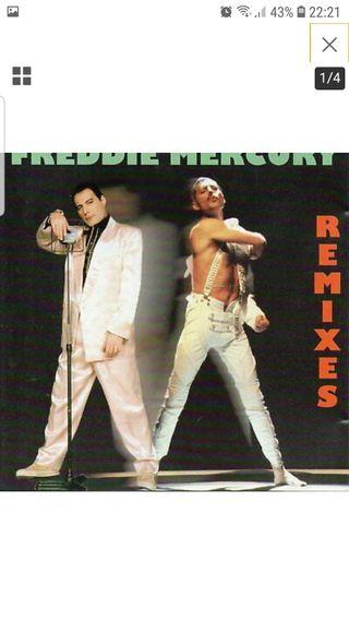 Cd Freddie Mercury Remixes