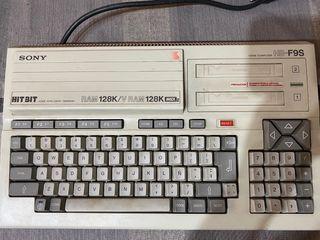 MSX 2 Sony HB F9S