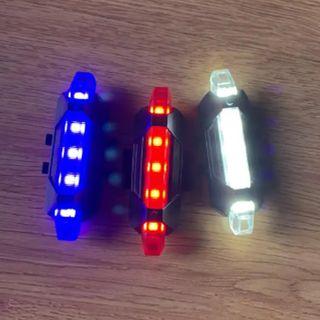 Luces de seguridad patinete eléctrico Xiaomi M365