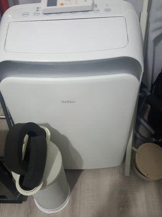Aire acondicionado daitsu ADP 9CRV2