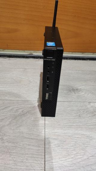 Mini pc seminuevo 16gb Intel i5 4 gen ssd wifi