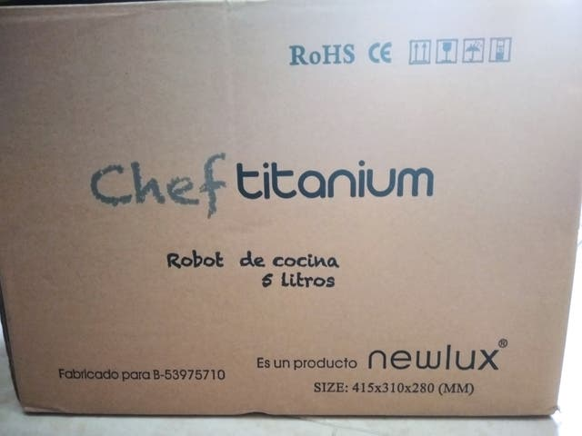 Chef Titanium