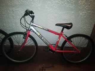 Bicicleta de niño unisex