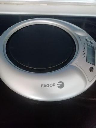 Báscula digital de cocina, Fagor