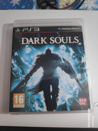 dark souls ps3 perfecto estado