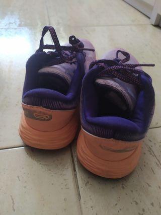Zapatillas de niña talla, 35