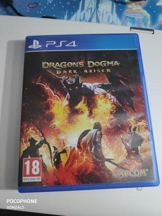 dragons dogma ps4