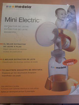 sacaleche/extractor de leche materna