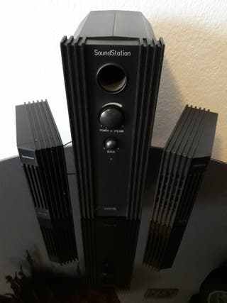 Altavoces Playstation 2
