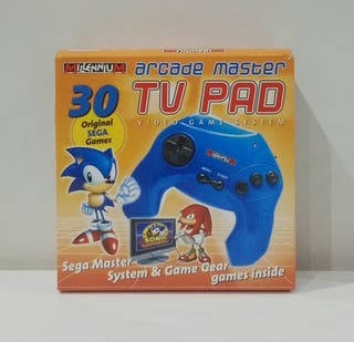 Consola Mando Mega Drive TV 30 juegos