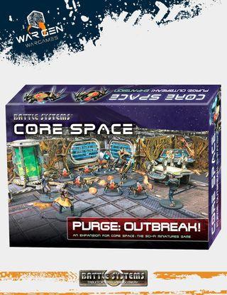 Battle Systems - Core Space Purge: Outbreak Expans