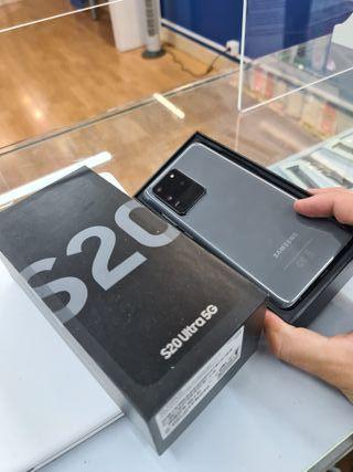 SAMSUNG GALAXY S20 ULTRA 5G 128 GB REBAJADO