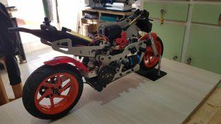 moto rc nova 501