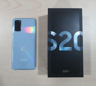 samsung s20+ 128gb azul